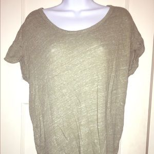 5 for $25 Old Navy Olive Green Short Sleeve